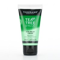 Tisserand Skin relief cream tea tree aloe vera