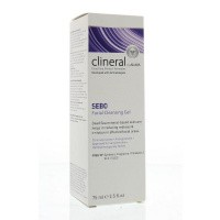 Ahava Clineral sebo cleansing gel