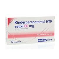 Healthypharm Paracetamol kind 60 mg