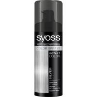 Syoss Colorspray zilver