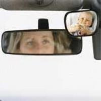 Jippies Baby view spiegel voor in auto