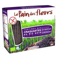 Pain Des Fleurs Zwarte rijst crackers