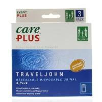 Care Plus Traveljohn wegwerp urinaal