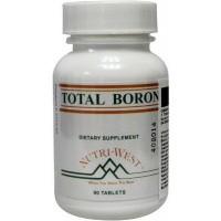 Total boron