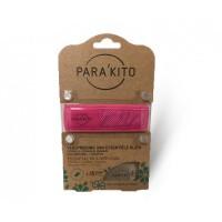 Parakito Armband fuchsia met 2 tabletten
