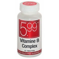 5,99 Vitamine B complex