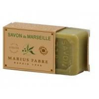 Marius Fabre Savon marseille zeep in doos olijf