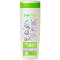 Neobio Baby 2 in 1 bad & shampoo