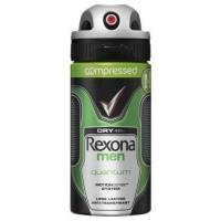 Rexona Deodorant spray compressed men quantum dry
