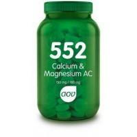 AOV 552 Calcium & Magnesium AC 150 mg / 100 mg