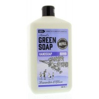 Marcel'S GR Soap Handzeep lavendel & kruidnagel navul