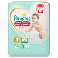 Pampers Premium protection pants maat 4