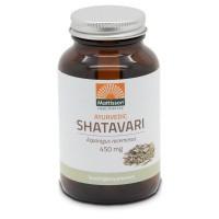Mattisson Ayurvedic Shatavari asparagus racemosus 450 mg