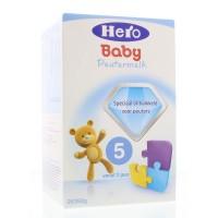 Hero 5 Peuter groeimelk 2+