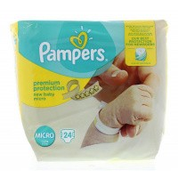 Pampers New baby micro