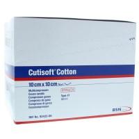 Cutisoft Cotton steriel 10 x 10 cm