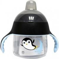 Avent Tuitbeker pinguin 12 maand+ blauw