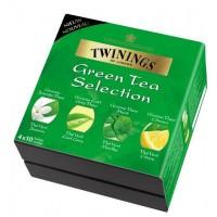 Twinings Theekist green tea 4 x 10 zakjes