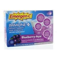 Bophar Emergen-C immune+ zwarte bes