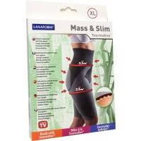 Lanaform Mass & slim toermaline broek maat XL