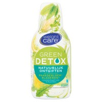 Weight Care Detox siroop green ontgiftend