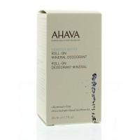 Ahava Woman deodorant dead sea minerals