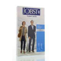 Jobst Travel socks zwart maat 1 (37-38)