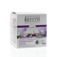 Lavera Nightcream firming karanja oil & white tea