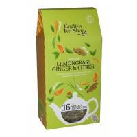 English Tea Shop Lemongrass ginger & citrus