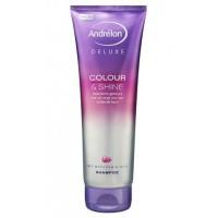 Andrelon Deluxe shampoo colour & shine
