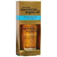 OGX Moroccan argan oil serum penetrating