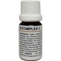 Nosoden N Complex 1 acid nitricum