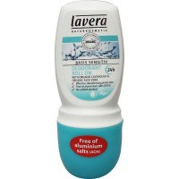 Lavera Basis sensitive deodorant roller
