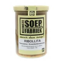 Kleinstesoepfabr Ribollita Toscaanse groenebonensoep eko