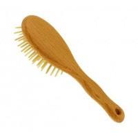 Forsters Haarborstel punt hout noppen beukenhout small