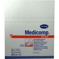 Medicomp Extra non-woven kompres 75 x 75 mm 6 lagen