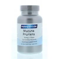 Nova Vitae Mucuna pruriens L-dopa 60 mg