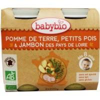 Babybio Groenten ham 200 gram