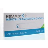 Heka Medical gloves soft nitrile M