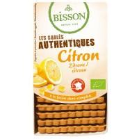 Bisson Biscuits citroen