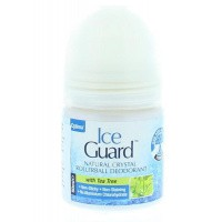 Optima Ice guard deodorant roll on tea tree