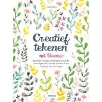 Deltas Creatief tekenen met bloemen