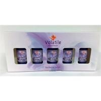 Volatile Cadeauverpakking badolie 5 x 30 ml