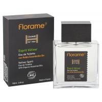 Florame Man eau de toilette fraicheur bois bio