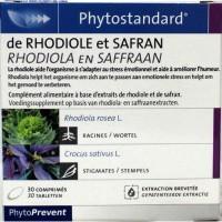 Phytostandard Rhodiola saffraan
