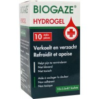 Biogaze Hydrogel 10 x 3.5 ml