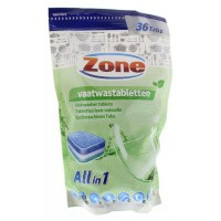 Zone Vaatwastablet all-in-one