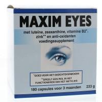 Horus Maxim eyes