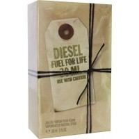 Diesel Fuel for life eau de parfum vapo female