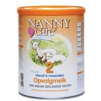 Nannycare Opvolgmelk van geiten 2